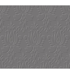 Old seamless pattern royal background vector