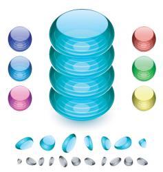stones vector image vector image