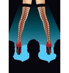 Stripper vector image
