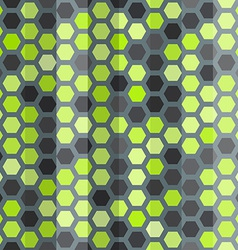 Green cells seamless vector