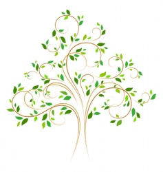 Vector tree 4 vector