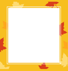 thanksgiving style for frame collection vector image