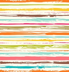 Abstract background with hand drawn stripes vector