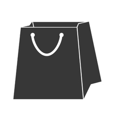 Bag shop purchase icon graphic vector