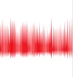 abstract red spectrum background vector image