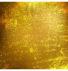 Yellow vintage texture vector