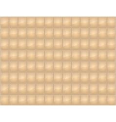 Beige tile seamless texture vector