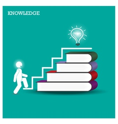 Knowledge and learning concept vector