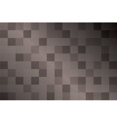 Abstract gray pattern for background of squares vector