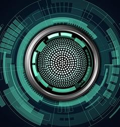 Roboteye preview vector