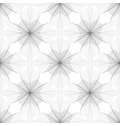 Seamless Pattern Set of Rosettes vector image vector image