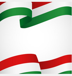 decoration of hungary insignia vector image