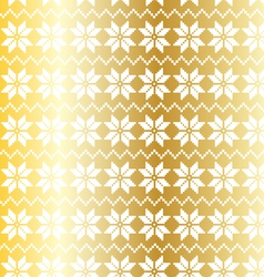 Gold nordic stripe vector