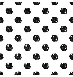 Moon stone pattern vector