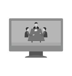 Online discussion vector