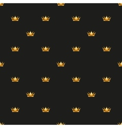 Universal seamless patterns tiling royal vector