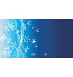 festive banner vector image vector image