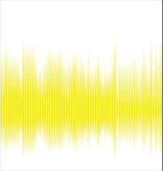 abstract yellow spectrum background vector image