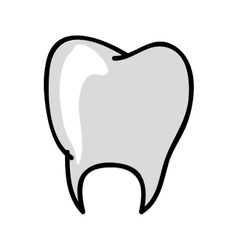 Tooth medical icon image vector