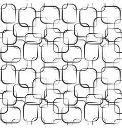 Rectangle geometric seamless pattern 1 vector