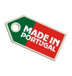 Made in portugal vector
