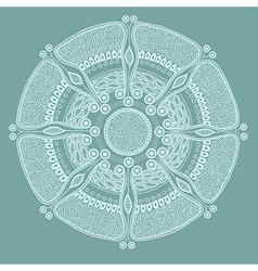 circle 2 2 vector image vector image
