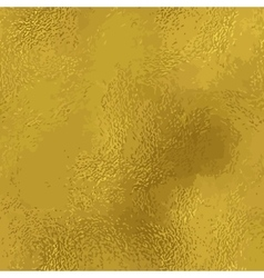 Golden foil seamless texture vector