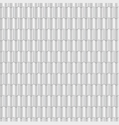 Abstract tile white texture vector
