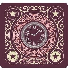 000 relojh vector image vector image