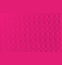 Pink abstract colorful geometric background vector