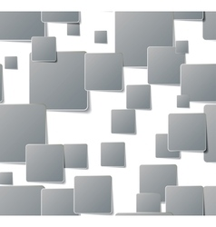 Paper square background vector