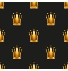 Universal seamless patterns tiling Royal vector image