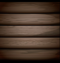 Wood background design vector
