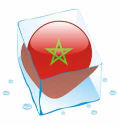 Morocco flag vector