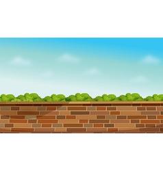 A high stonewall vector