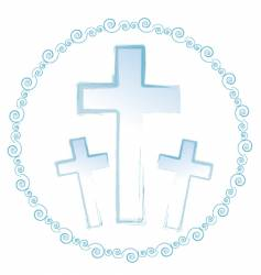 christianity vector image