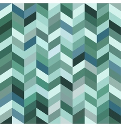 Abstract mosaic blue background vector