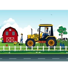 Farmers vector