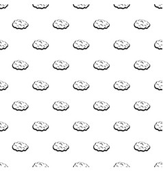Cloud pattern vector