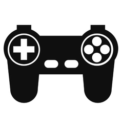 Game controler pictogram icon vector