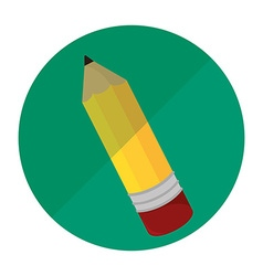 School supplies icon vector