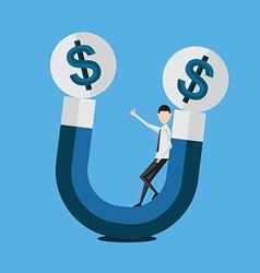 Money business success vector