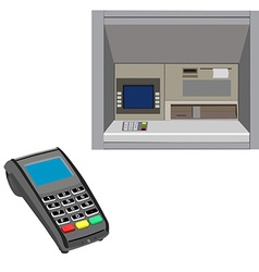Atm and pos vector