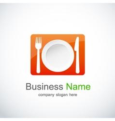 Logo restaurant vector