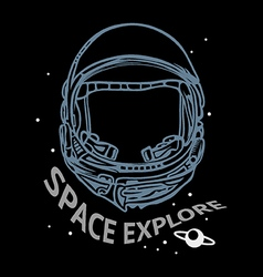 Space explore vector