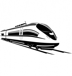 Fast train vector