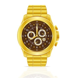 Wristwatch 02 vector