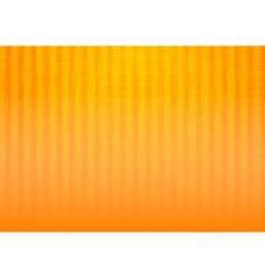 Bright orange texture backdrop vector image vector image