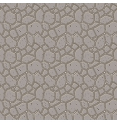 Brown stone seamless background vector