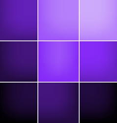 Lilac squares abstract background vector
